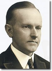 Calvin Coolidge, 30th President  of the USA