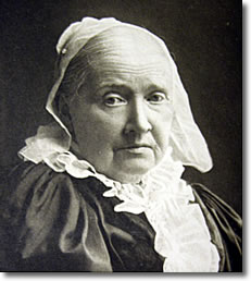 Julia Ward Howe of Boston MA