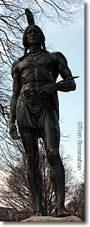 Massasoit, Great Sachem of the Wampanoags, Plymouth MA