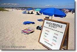 Fred Benson Town Beach Rentals