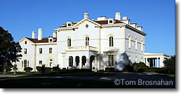 Astors' Beechwood Mansion, Newport RI