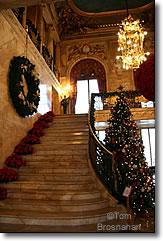 Grand Staircase, The Breakers Mansion, Newport RI
