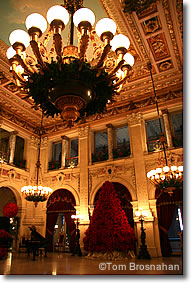 Christmas at The Breakers, Newport RI
