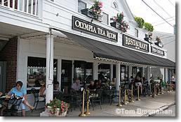The Olympia Tea Room Watch Hill Ri