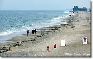 South Kingstown Town Beach Rhode Island