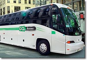 Go Buses Boston New York City