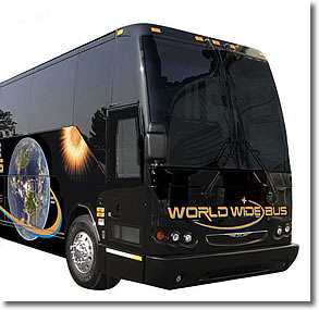 World Wide Bus Boston - New York City