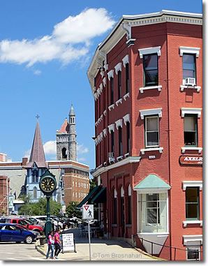 Main Street, St Johnsbury VT