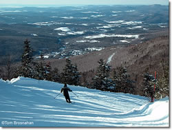 Madonna Mountain, Smugglers Notch VT