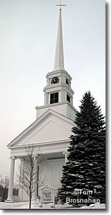 Stowe Community Church, Stowe VT