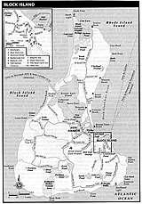 Block Island Map Pdf Bicycling on Block Island, Rhode Island